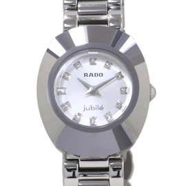 Rado Jubilee Stainless Steel 25mm Womens Watch