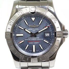 Breitling Avenger II A32390 Stainless Steel Automatic 43mm Men's Watch