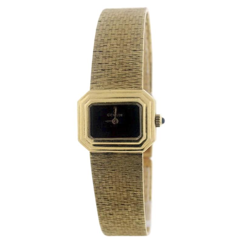 "Image of ""Corum 18K Yellow Gold Watch"""