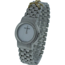 Boucheron HPA0413A0801 Stainless Steel Mother of Pearl 26mm Watch