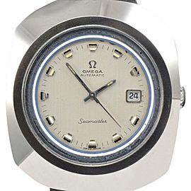 Omega 166.078 Seamaster Giant Tungsten Hard Metal Anakin Skywalker Automatic Mens Watch