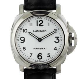 Panerai Luminor PAM114 Stainless Steel 44MM Watch
