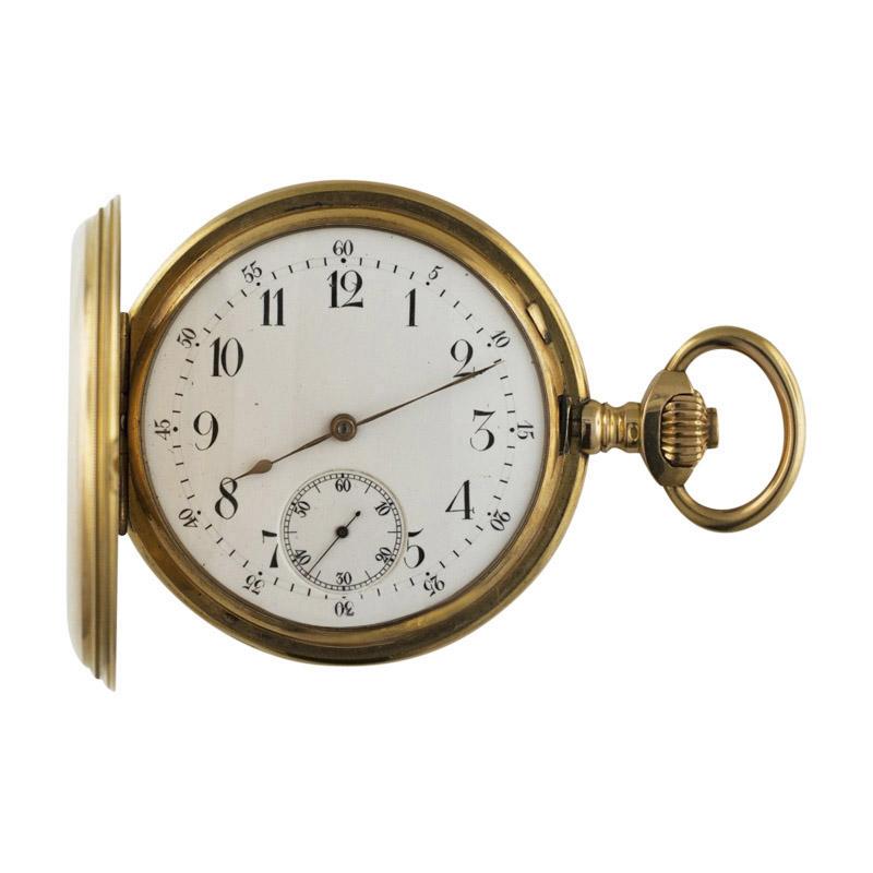 "Image of ""Vacheron Constantin 18K Rose Gold C.1891 Pocket Watch"""