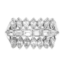 Gurhan 925 Sterling Silver & Palladium Bracelet