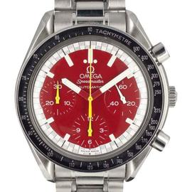 Omega Speedmaster 3510.61.00 Stainless Steel 39mm Watch