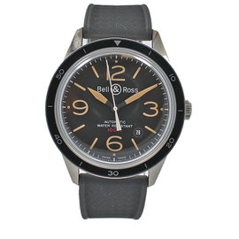 Bell & Ross Sport Heritage BRV123-ST-HER/SRB Stainless Steel 43mm Unisex Watch