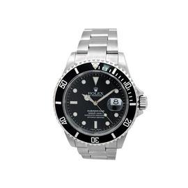Rolex Submariner 16610 Date Stainless Steel 40mm Mens Watch