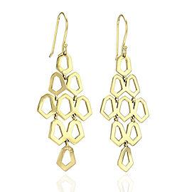 Ippolita Classico Cascade 18K Yellow Gold Dangle Earrings