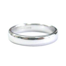 Tiffany & Co. Lucida Platinum Wedding Band Ring