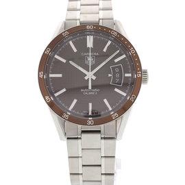 Tag Heuer WV211N Carrera Calibre 5 Stainless Steel Men's Watch