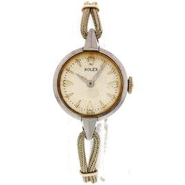 Rolex Stainless Steel Ladies Vintage 1940's Watch