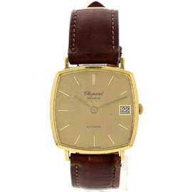 Chopard 2033 Vintage 18K Yellow Gold Automatic Men's Watch
