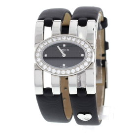 Fred Paris FD032112 Diamond With Dual Strap Ladies Watch