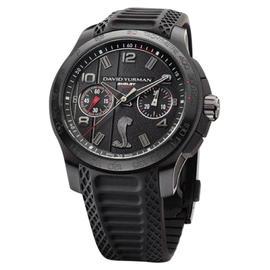 David Yurman Carroll Shelby Mustang GT500 Mens 43mm Watch