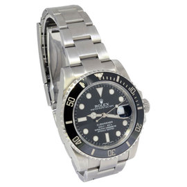Rolex Submariner 116610 Date Steel Ceramic Dive 40mm Mens Watch