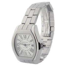 Cartier Roadster W6206017 Steel Mens Watch