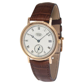 Breguet 5920 Classique 18K Rose Gold Automatic Mens Watch