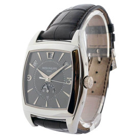 Patek Philippe Gondolo 5135 18K Gold Calendario Mens Watch