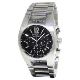 Bulgari Ergon EG40SCH Chronograph Stainless Steel Automatic Mens Watch