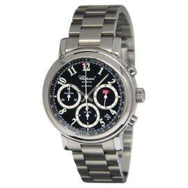 Chopard Mille Miglia 15/8331 Chronograph Stainless Steel Steel Mens Watch