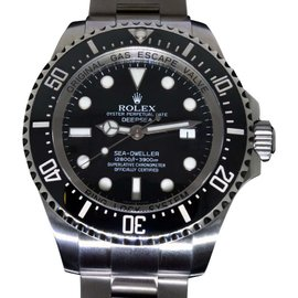 Rolex Deepsea Sea-Dweller 116660 Steel & Ceramic Mens Dive Watch