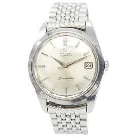 Omega Seamaster Date Automatic Stainless Steel Men's Watch