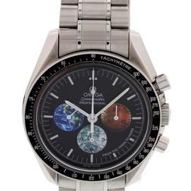 Omega Speedmaster 3577.50 Stainless Steel Mens Watch