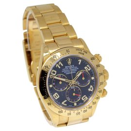 Rolex Daytona 116528 18K Yellow Gold 40mm Watch