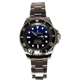 Rolex Cameron Deepsea Sea-Dweller 116660 Stainless Steel & Ceramic 44mm Watch