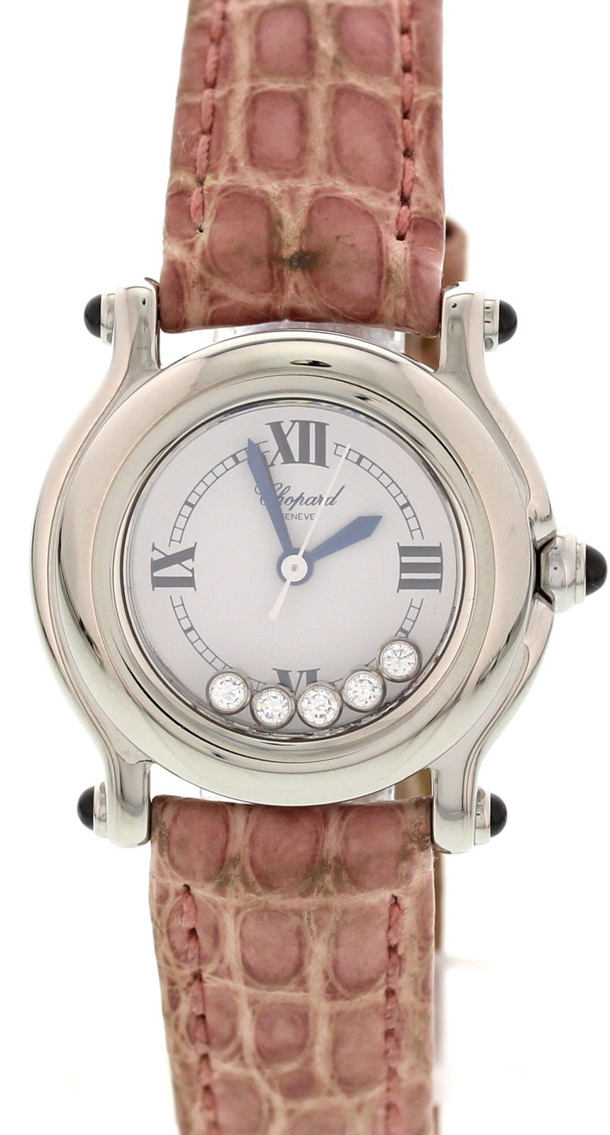 """Image of """"Chopard Happy Sport 27/8245-23 Stainless Steel Womens Watch"""""""