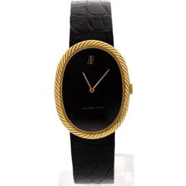 Audemars Piguet B.25473 18K Yellow Gold Vintage Womens Watch