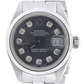 Rolex Datejust 6916 Stainless Steel Womens Watch