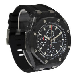 Audemars Piguet Royal Oak Offshore 26400AU.OO.A002CA.01 Stainless Steel & Rubber Chronograph 44mm Mens Watch