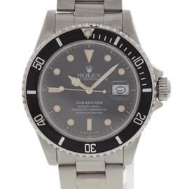 Rolex Oyster Perpetual Submariner Date 16610 Stainless Steel 40 mm Men's Watch