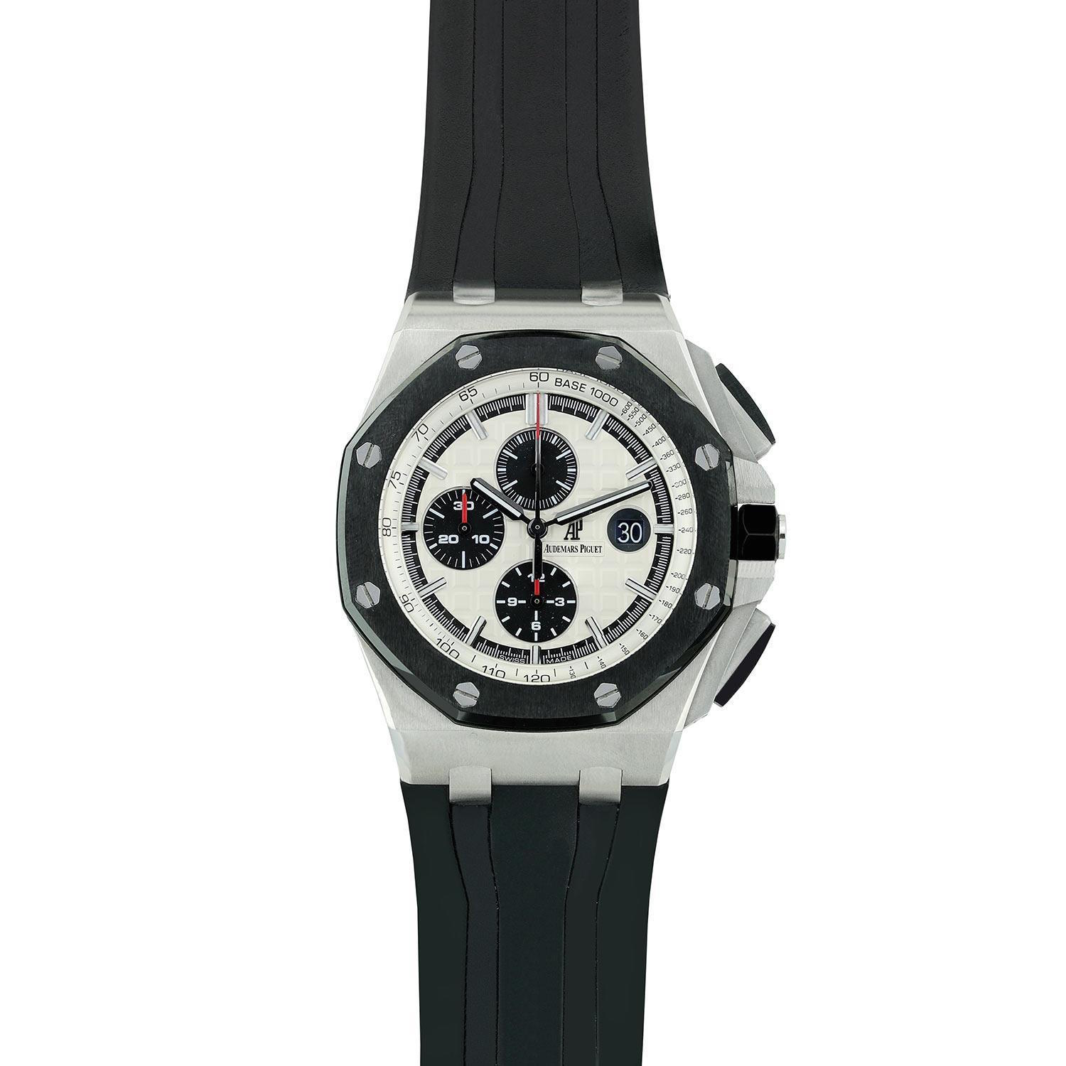 "Image of ""Audemars Piguet Royal Oak Offshore 26400So.oo.a002Ca.01 Stainless"""