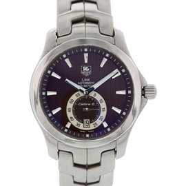 Tag Heuer Link WJF211C Calibre 6 Stainless Steel 39mm Watch