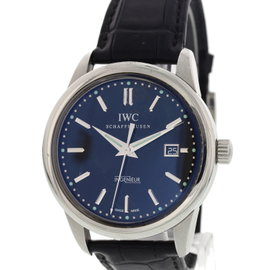 IWC Ingenieur IW323301 Stainless Steel & Leather Automatic 42.5mm Mens Watch