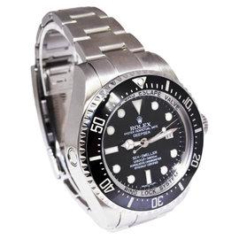 Rolex Deepsea Sea-Dweller 116660 Steel Ceramic 44mm Mens Dive Watch