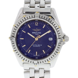 Breitling Antares B10048 Stainless Steel Automatic 39mm Mens Watch