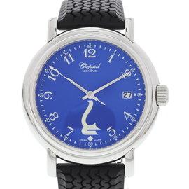Chopard Godolphin 8903 Stainless Steel & Rubber Quartz 39mm Unisex Watch