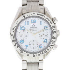 Omega Speedmaster 3534.71.00 Stainless Steel Mother Of Pearl Dial Automatic 39mm Mens Watch