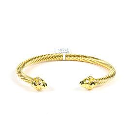 David Yurman 18K Yellow Gold