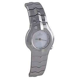 Tag Heuer WP1412 Stainless Steel Mother Of Pearl Dial Quartz 25mm Womens Watch