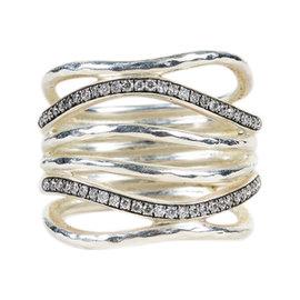 Ippolita 925 Sterling Silver & Diamond