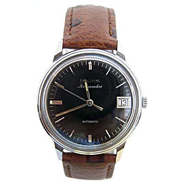 Bulova Ambassador Stainless Steel Automatic 35mm Mens Watch Year 1969