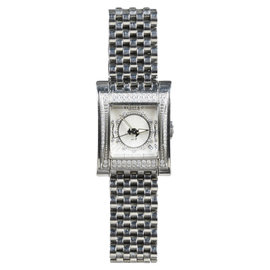 Bedat & Co. No. 7 727 Stainless Steel and Diamond Womens Watch