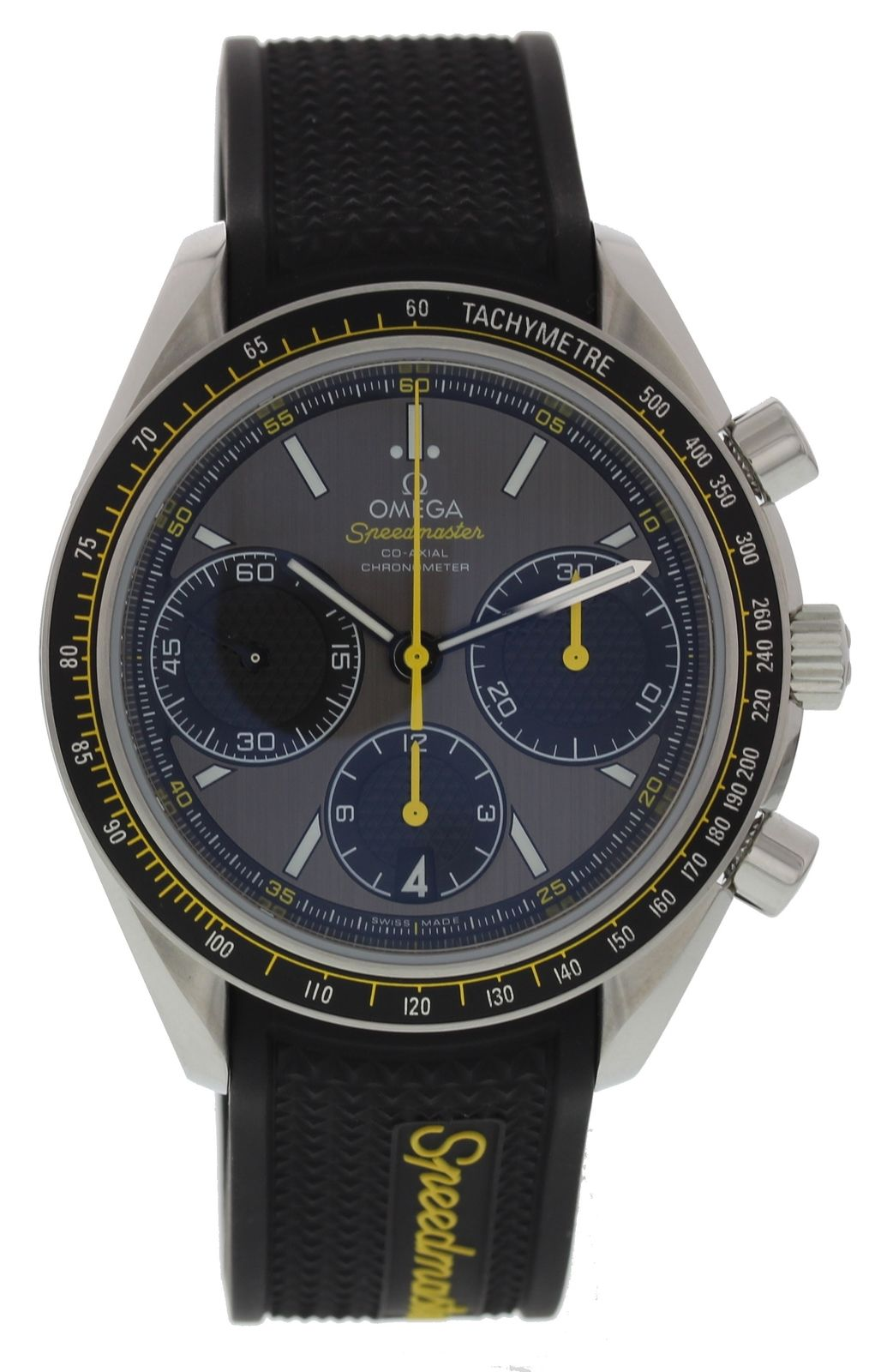 "Image of ""Omega Speedmaster 326.32.40.50.06.001 Stainless Steel & Rubber"""