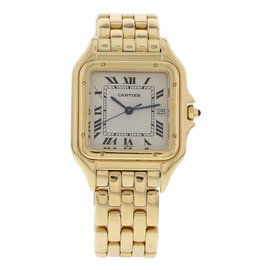 Cartier Panthere 18K Yellow Gold 28mm Unisex Watch