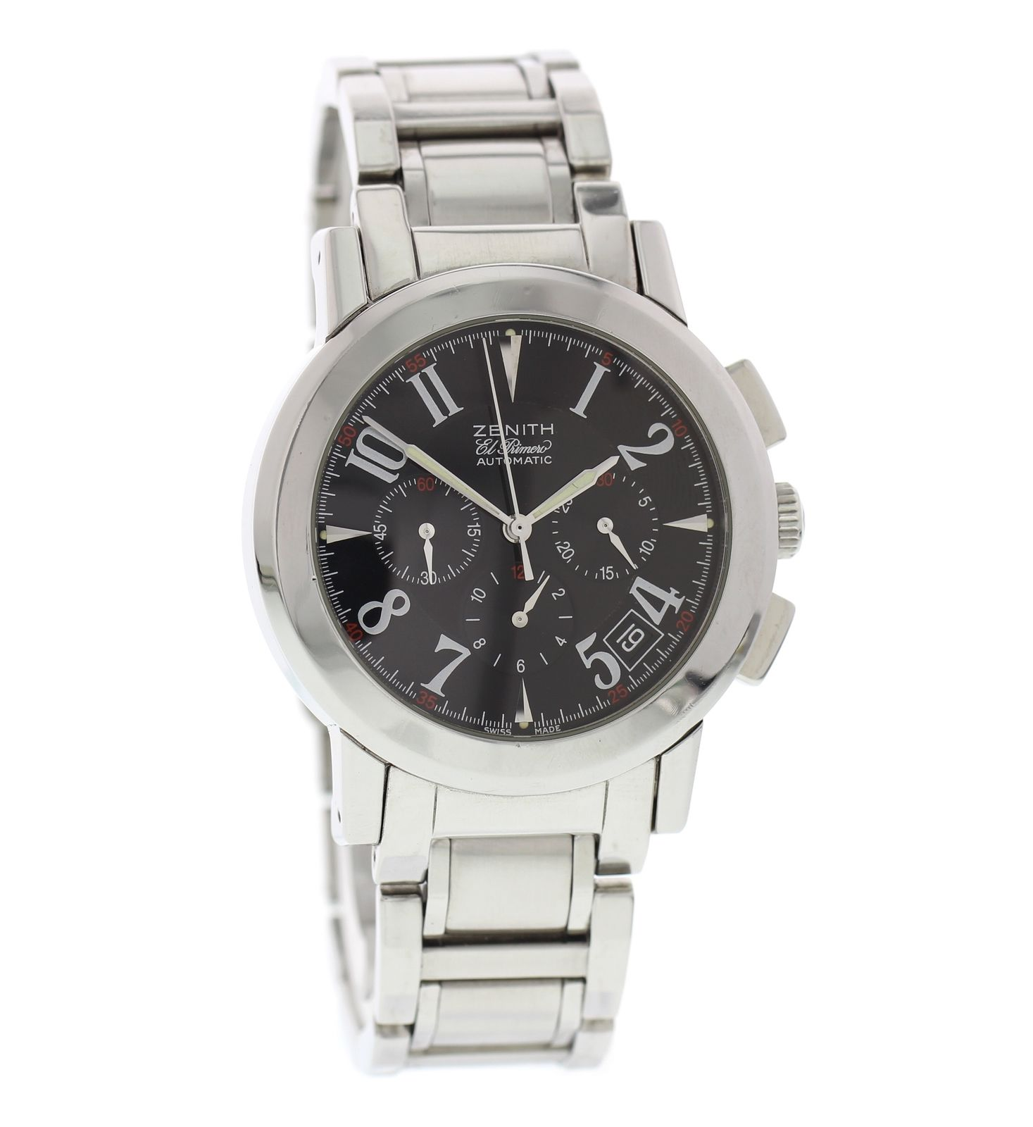"Image of ""Zenith El Primero 01/20.0450.400 Stainless Steel Automatic"""
