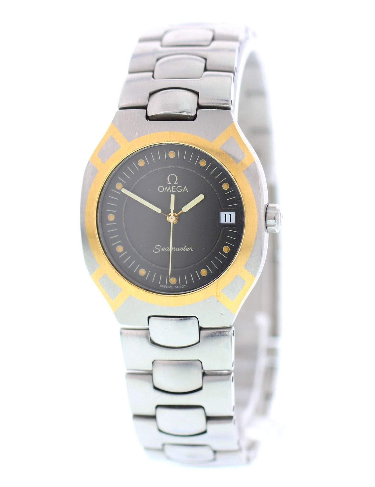 """Image of """"Omega Seamaster 396.1022 / 396.1222 Stainless Steel with Gold Tone"""""""